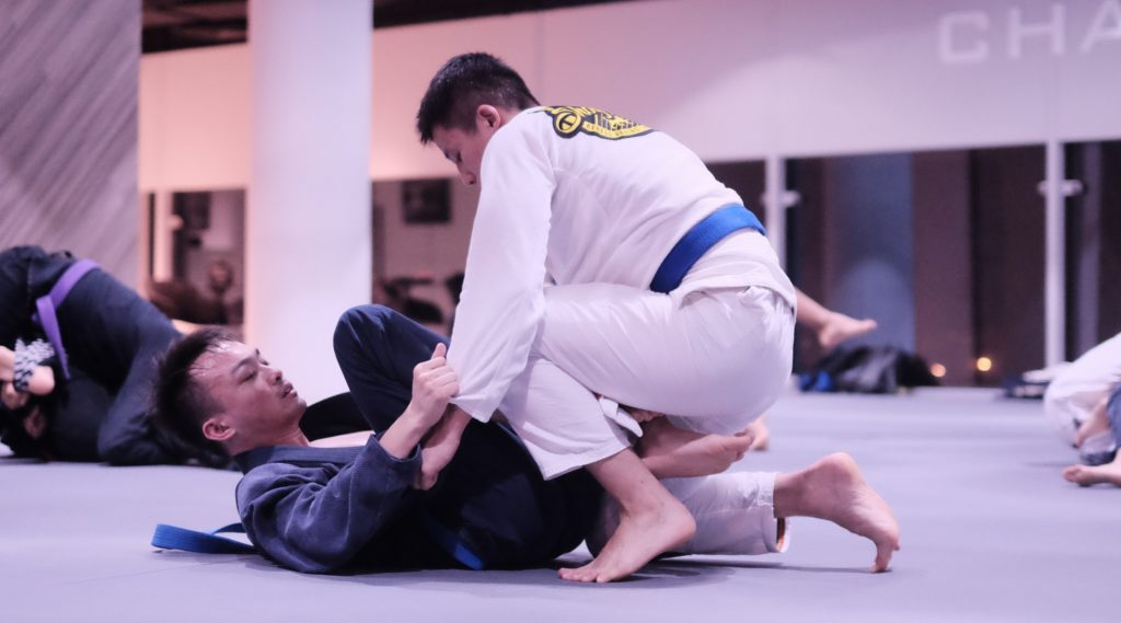 The Art Of Flow: Learning To Relax In Brazilian Jiu-Jitsu