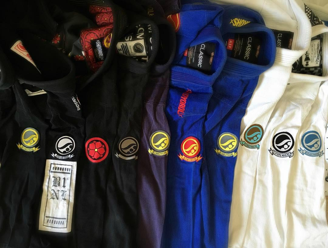Shoyoroll Gis Will Be Sold at 2018 IBJJF Europeans in Portugal