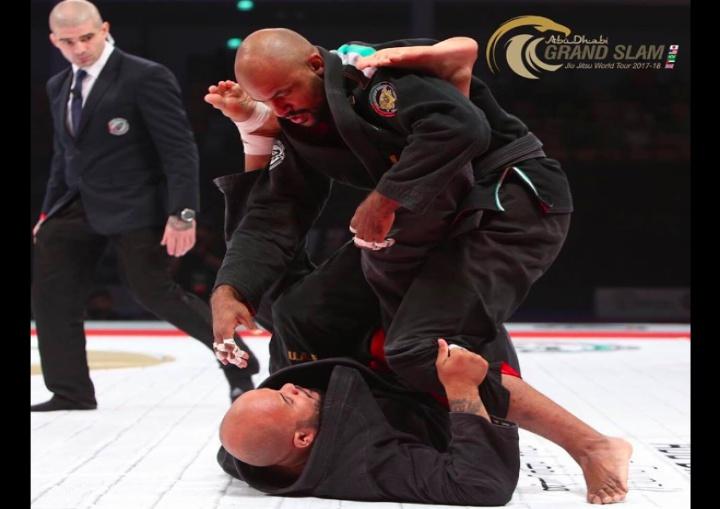 Abu Dhabi Grand Slam Black Belt Finals Results
