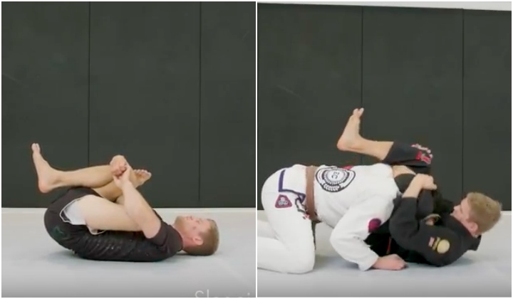 Startling Similarities Between Yoga Poses & BJJ Positions