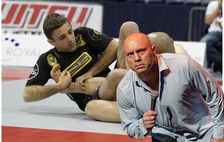 Joe Rogan Recognizes a Good Jiu Jitsu Gym By The Number Of Nerdy People There