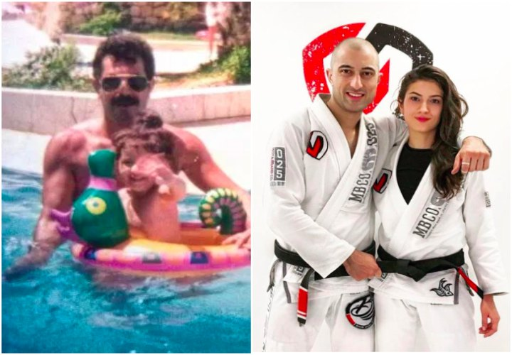 From Mafia Boss's Daughter to Turkey's First Female BJJ Black belt: Melo's Story