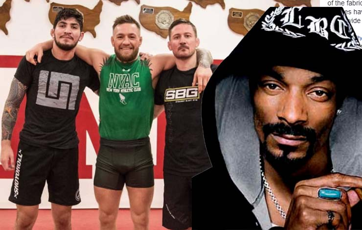 Matt Brown Wants To Manhandle Snoop Dogg For insulting Conor McGregor