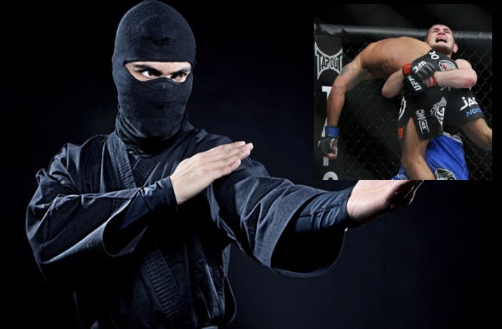 Ninjutsu Master Develops System Using Kicks Against Grapplers