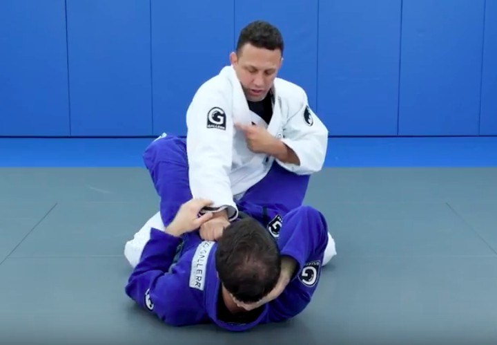 Renzo Gracie On How To Open The Closed Guard of a Stronger Opponent