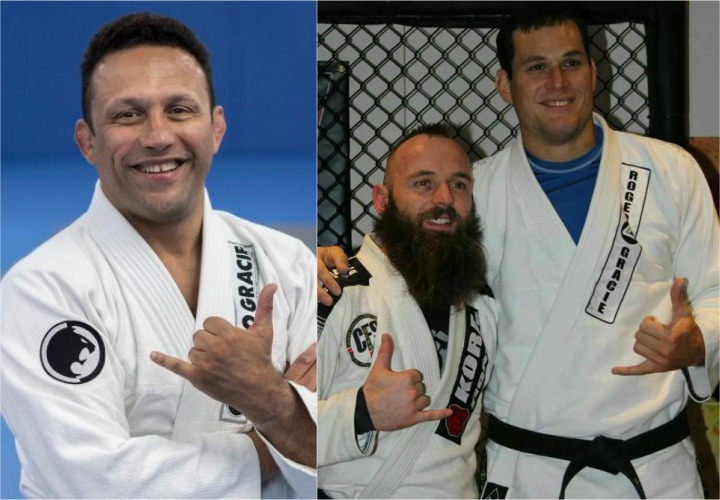 Renzo Gracie Explains The Surprising Origin Story of The 'Shaka' Sign in Jiu-Jitsu