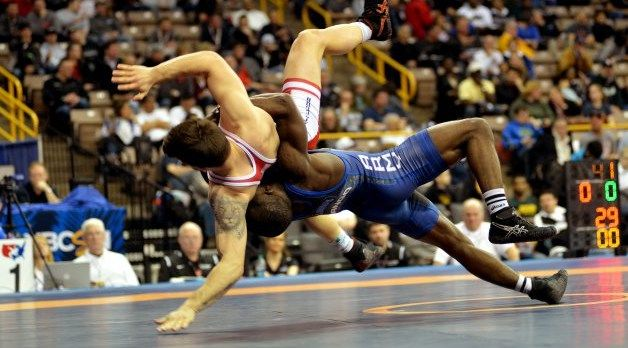 The History And Origins Of Wrestling