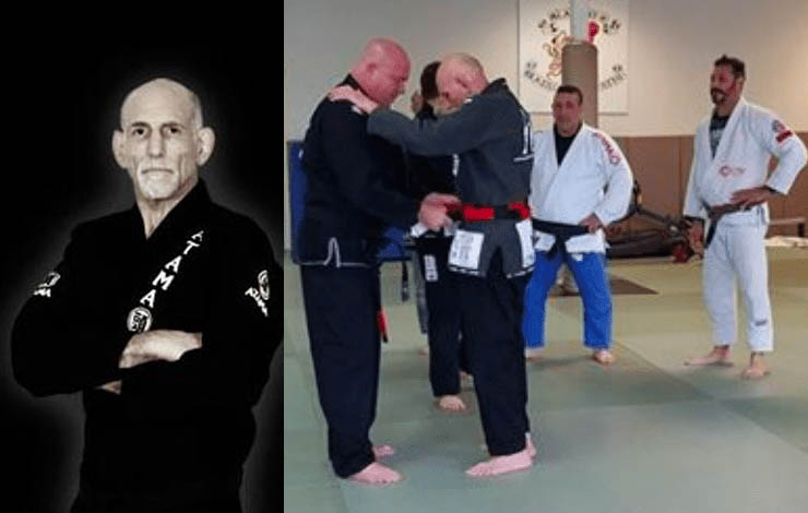 Curious Case Of Students Promoting Their Coach To Red and Black Coral Belt