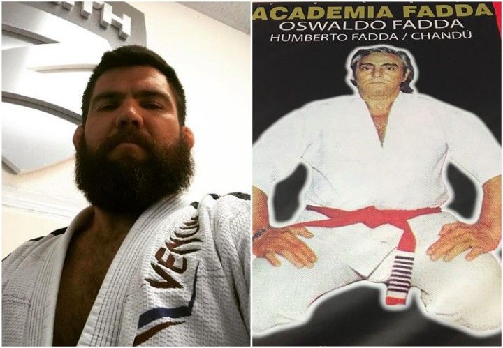 Robert Drysdale: The Fadda Lineage Could Actually Be a Gracie One!