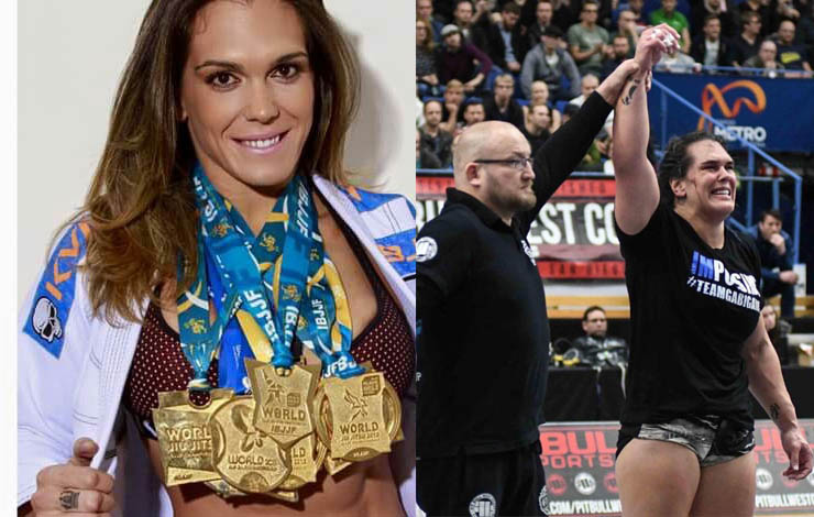 Gabi Garcia: 2018 Will Be A Good Year To Say Goodbye To Gi Competition