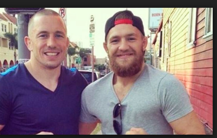Firas Zahabi and Chael Sonnen Insist GSP and McGregor will be Reality