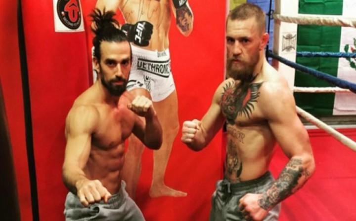 McGregor's Movement Coach Ido Portal is Preparing for MMA debut