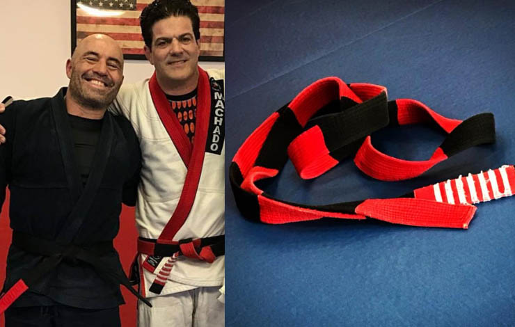 Jean Jacques Machado Releases Statement On Students Promoting Prof To Red and Black Belt