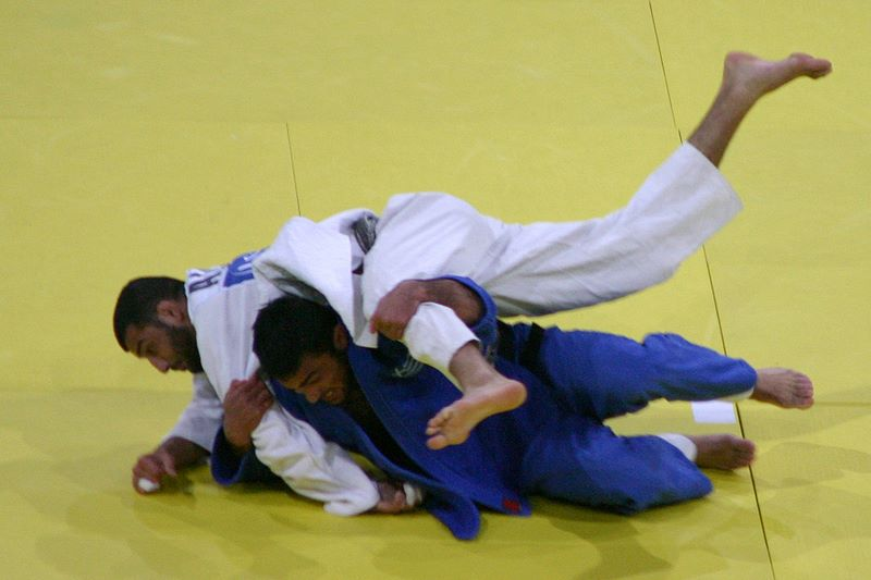 Who Banned Leg Grabbing in Judo