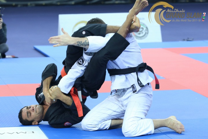 Abu Dhabi Grand Slam London: Miyao, Ana Carol, Isaque, Jackson, others put on a show in the black belt division on day 1