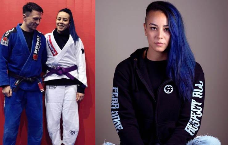 How Brazilian Jiu Jitsu Helped Maia Holmes Escape 12 Year Long Abusive Relationship