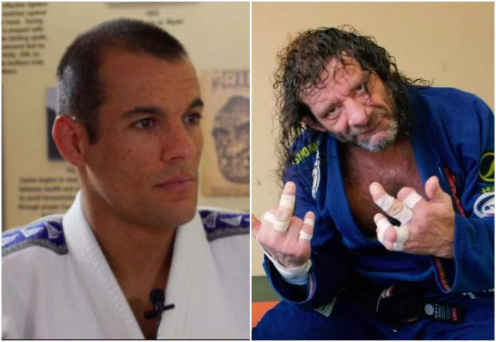 Ryron Gracie On BJJ Instructors Using Profanity & Showing The Middle Finger On The Mats
