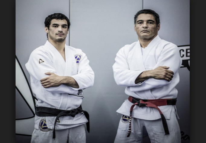 It Was Kron Gracie Who Promoted Rickson Gracie To Coral Belt in 2009
