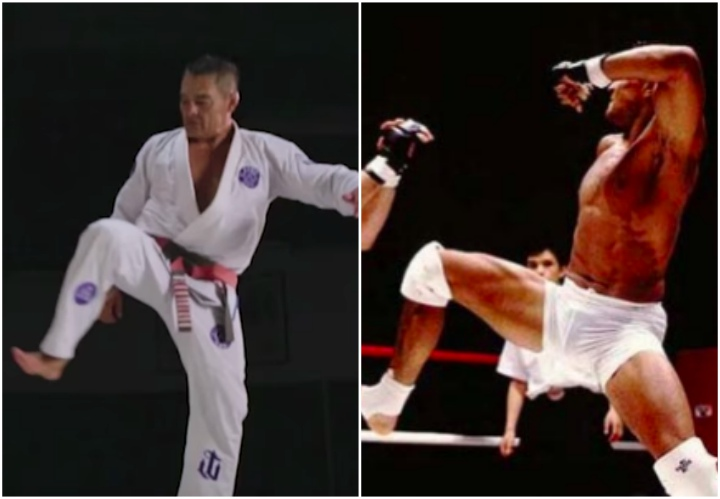 Rickson Gracie: 'Grapplers Must Also Learn to Strike'