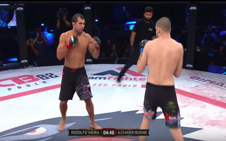 Watch: RoldolFo Vieira Faces Alexander Neufang ACB 82