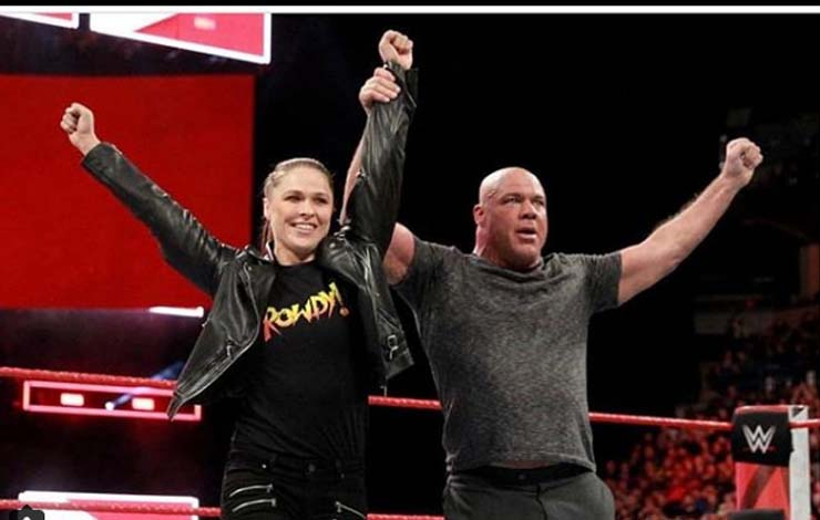 Ronda Rousey Announces She's Forever Done with MMA