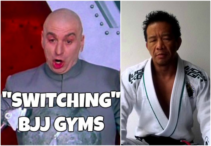 """Switching"" Schools: Old School BJJ Black Belt Offers Very Wise Advice"