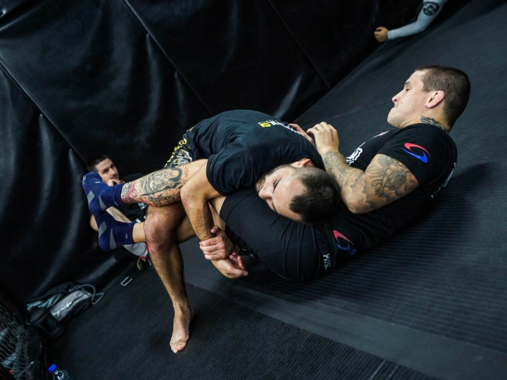 Five Reasons Why Grappling Should Be Your Fitness Routine