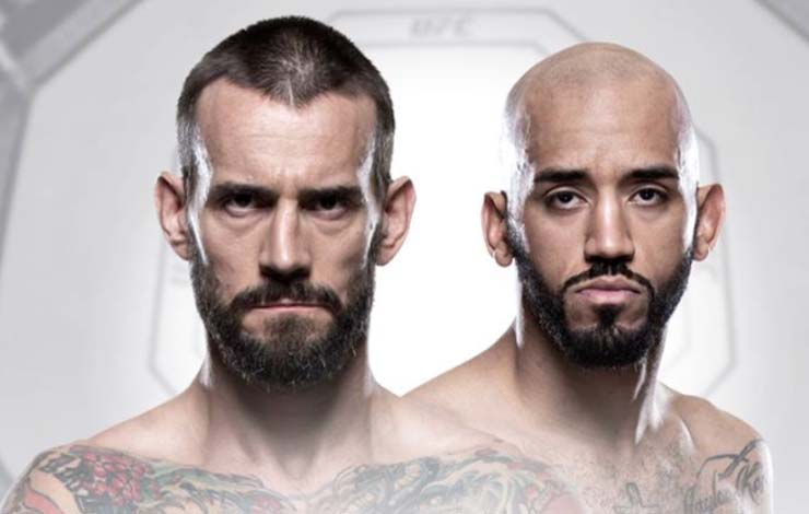 CM Punk Returns To Octagon June 9th Against Inexperienced Michael Jackson. Is the UFC Stacking Odds in his Favor?