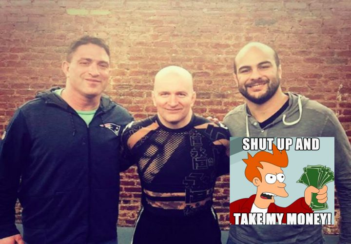 John Danaher To Release Instructional Series with BJJ Fanatics