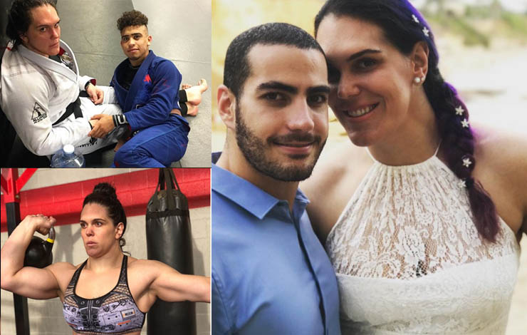 Just Married Gabi Garcia Reveals Struggle With Depression Prior To Last Rizin Bout