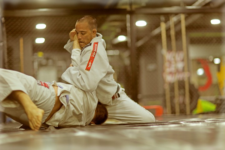 4 Ways to Modify Your Training for Grappling Competition