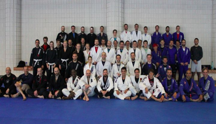 6th BJJ Intensive Camp in Lignano, Italy 10-13th May 2018