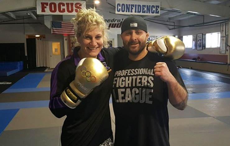 Kayla Harrison Confirms MMA Debut Set For June 21st