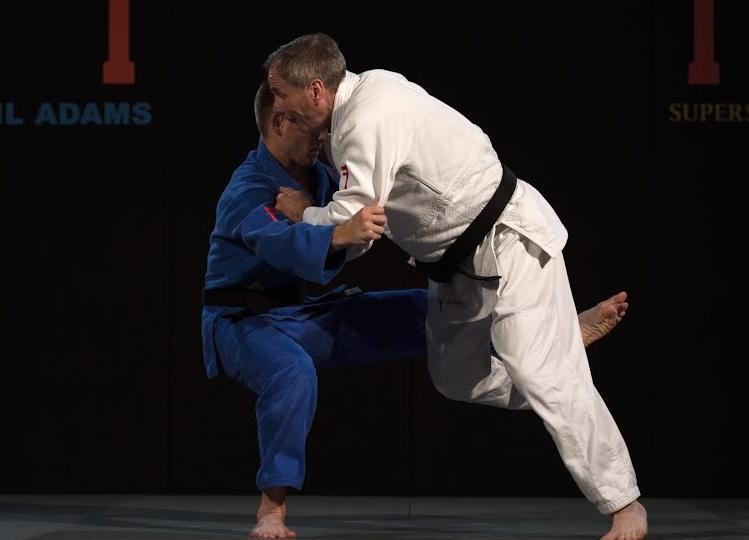 The Korean Grip Ouchi Gari