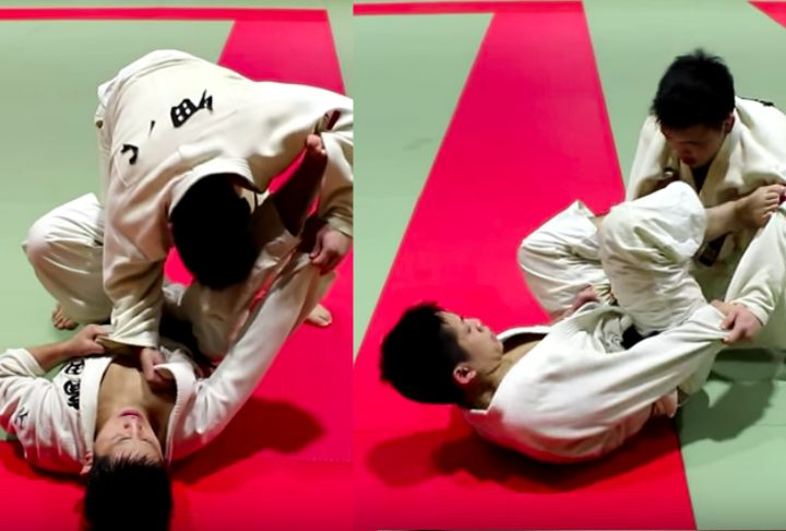 A Kosen Judo Class at Kyoto University Looks Exactly Like Modern BJJ