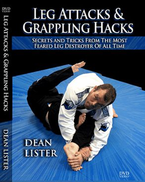 The Dark Side: Building Yourself A Lethal Leg Lock Game That You Will Make You Feared by All