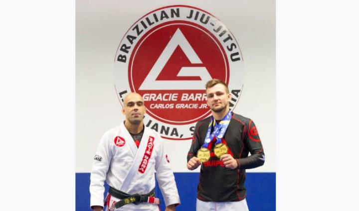 BJJEE Rising Stars: Slovenia's Nejc Hodnik, 2X European No Gi Champion