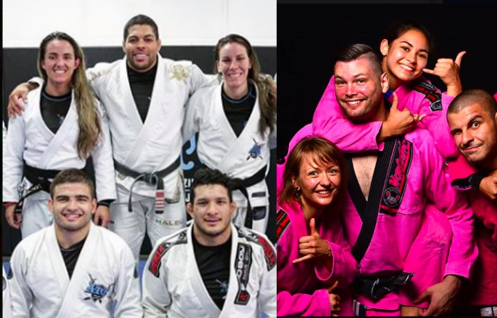 The Difference Between Full Time BJJ Athletes & Recreational Practitioners
