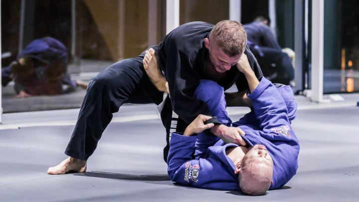 How To Combat A Wrestler In BJJ