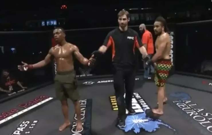 [Video] MMA Announcer Messes Up Fight Decision Not Once But Twice