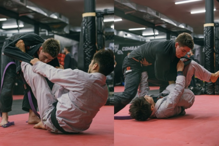 How To Improve Your Cardio For BJJ Without Extra Conditioning Training