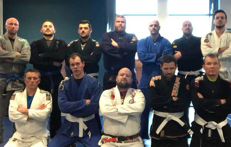 'Copjitsu' Club Popularizing Jiu-Jitsu With Law Enforcement Officers