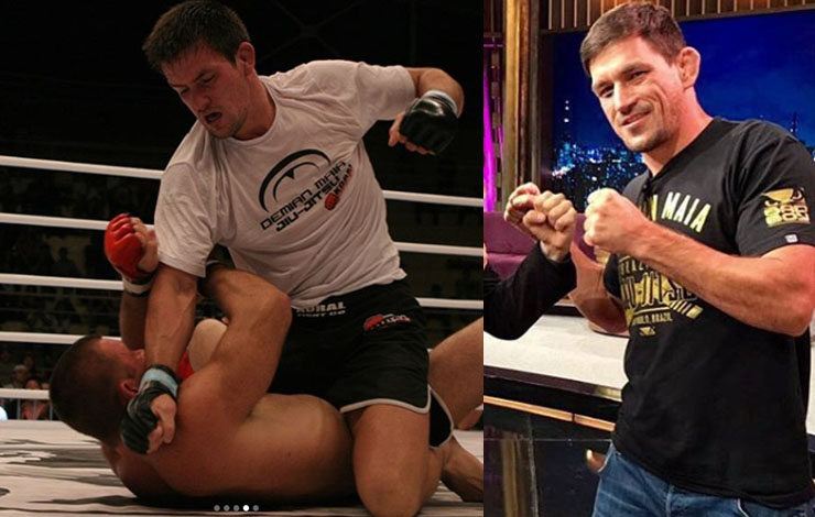 Demian Maia Targets Retirement Date, Plans to Finish Out the 4 fights on his Contract
