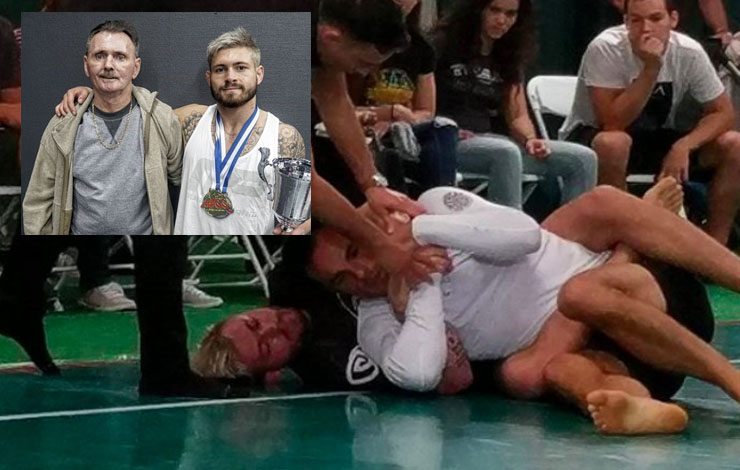 Garry Tonon and Gordon Ryan Go On Laranja podcast Talking How Gordon Manhandled Ralek & Trolled His Dad in Process