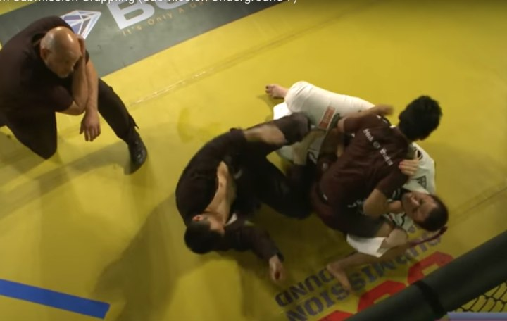 Tag Team Grappling is a Thing & it's Surprisingly Entertaining
