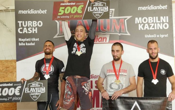 Serbia Hosts Successful Pro Submission Only Event