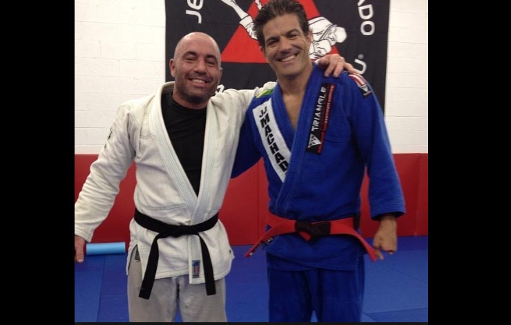 Just How Good is Joe Rogan in Jiu-Jitsu? Jean Jacques Machado Answers The Question