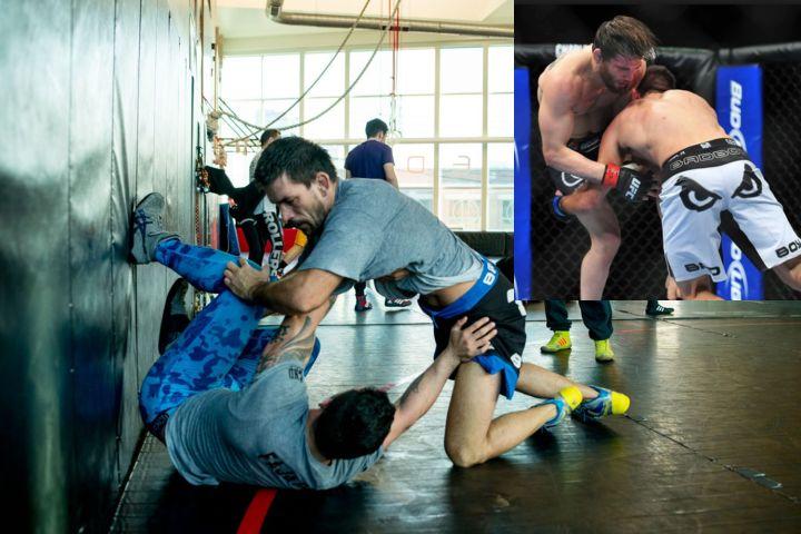 Demian Maia's Superior Wrestling Takedowns