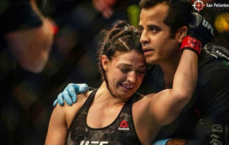 Mackenzie Dern Swore To Never Miss Weight Again