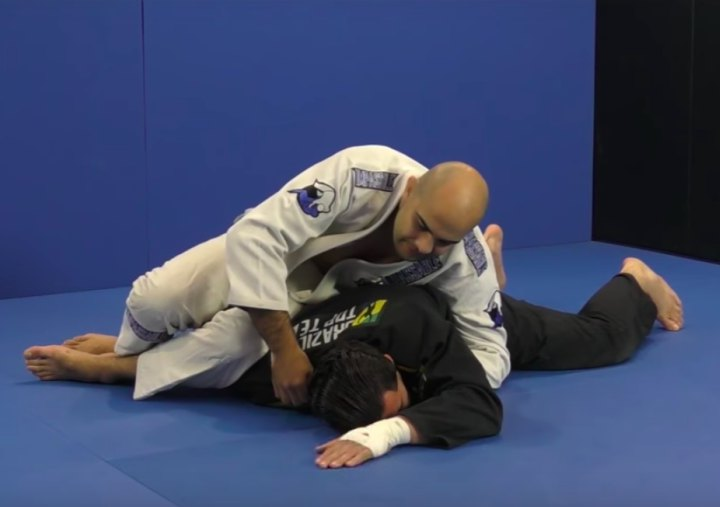 5 Ways To Improve Your Omoplata Submission Rate